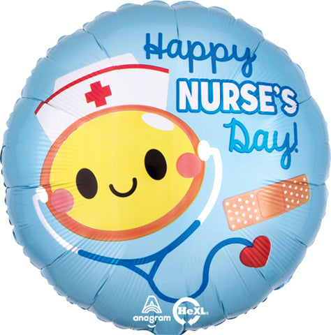 Happy Nurse's Day Balloon