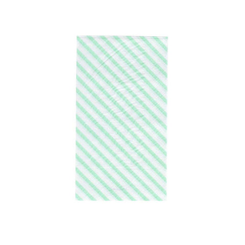 Mint Stripes Napkins