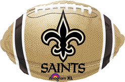 New Orleans Saints Football Brown