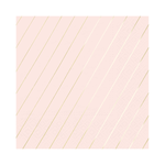 paperboy Blush and Gold Napkins