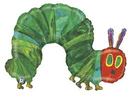 The Very Hungry Caterpillar 43' Balloon
