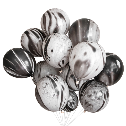 Balloon Bouquet - Marble