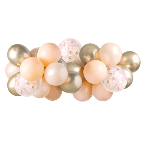 Balloon Garland - Blush - 5ft