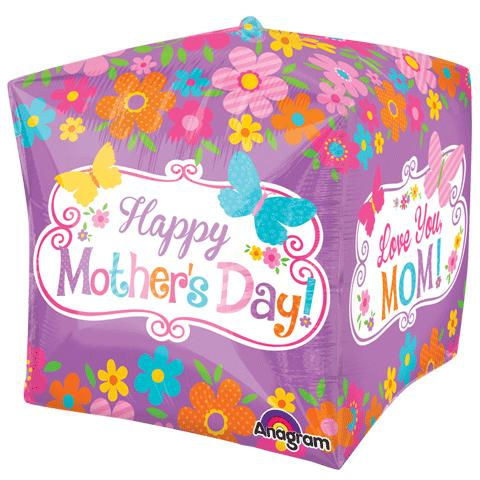 Mother's Day Orbz Box 16'' Balloon