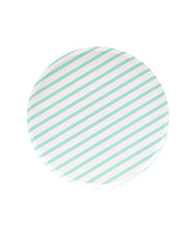 Teal Pattern Plates Oh Happy Day - 7inch
