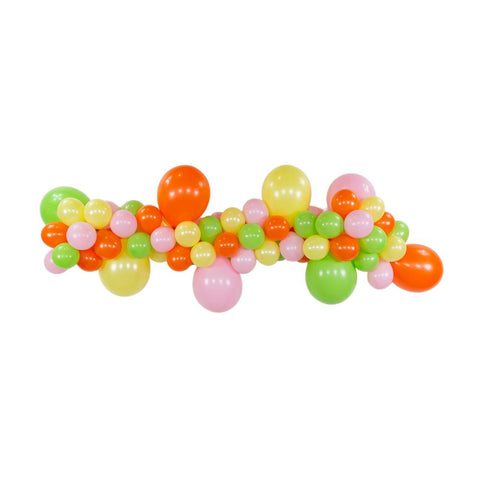 TUTTI FRUTTI DIY BALLOON GARLAND KIT - 6FT.