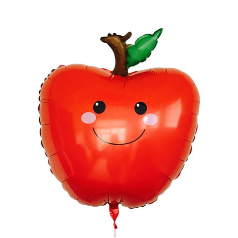 Cute Apple Balloon 21''