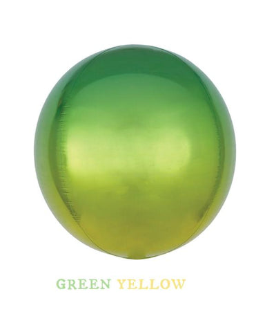 Green/Yellow Orbz