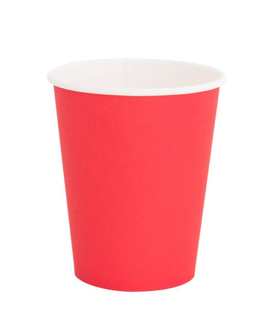 Cherry 8oz Cups Set