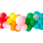 Back to school balloon garland DIY Kit