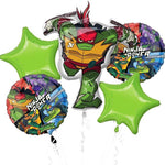 Ninja Turtles Bouquet 5pc