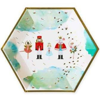 Nutcracker Large Plates
