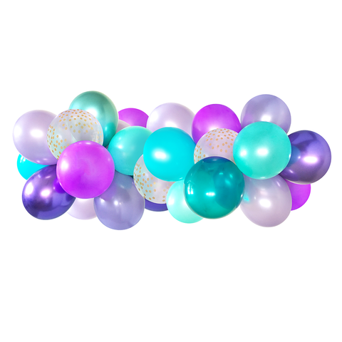DIY Balloon Garland - Mermaid - 5ft
