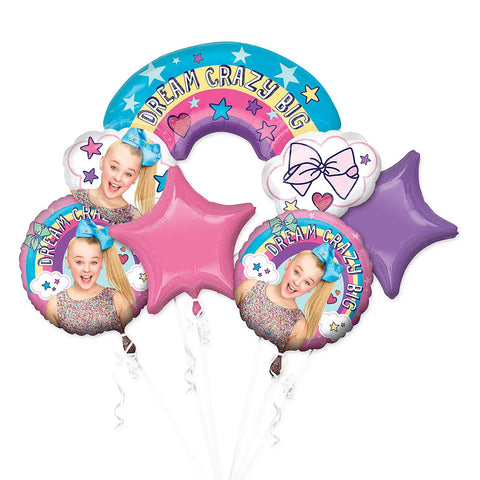 JoJo Siwa Balloon Bouquet 5pc