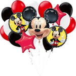 Mickey Mouse Forever Balloon Bouquet, 17pc