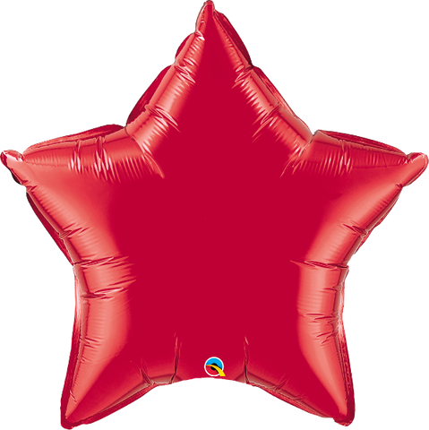 36'' Huge Red Star