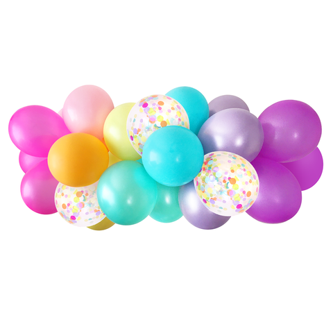 Balloon Garland - Rainbow