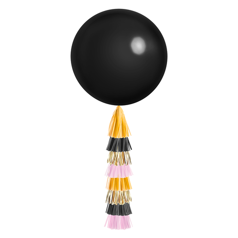 Balloon with Tassels- Halloween