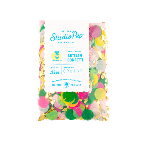Tropical CONFETTI