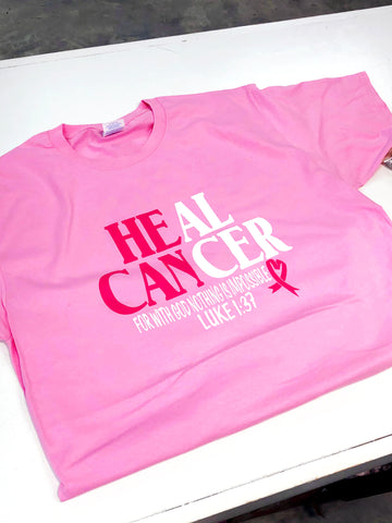 Breast Cancer Pink Shirt