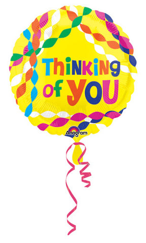 Thinking Og You 18'' Balloon
