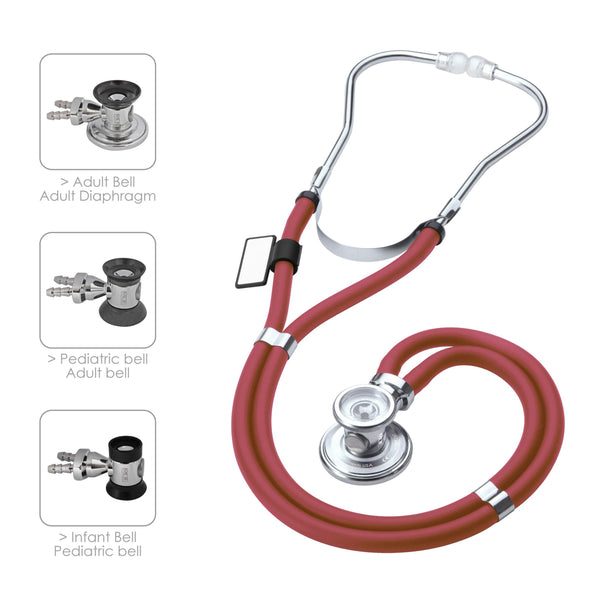 MDF Sprague Rappaport dual head stethoscope - MDF76717