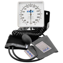 Load image into Gallery viewer, MDF® Desk & Wall Aneroid Sphygmomanometer - Grey