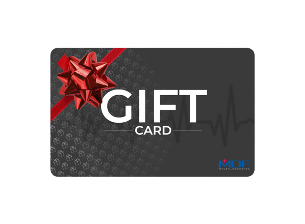 MDF Instruments UK Gift Card