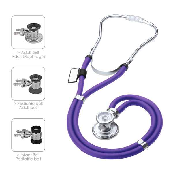 MDF Sprague Rappaport dual head stethoscope - MDF76708