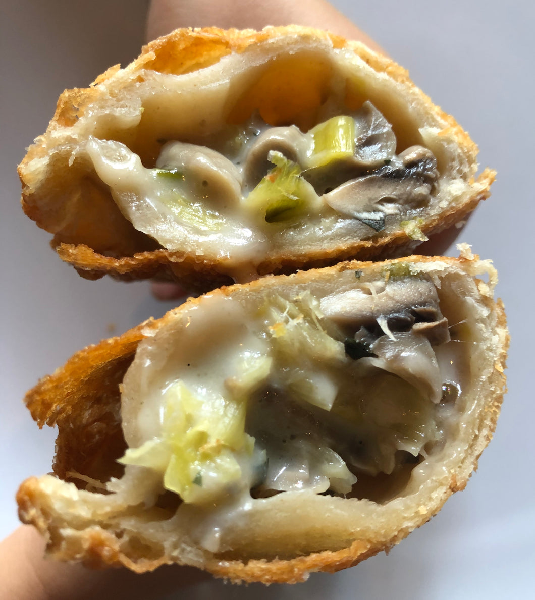 Empanada - Mushrooms