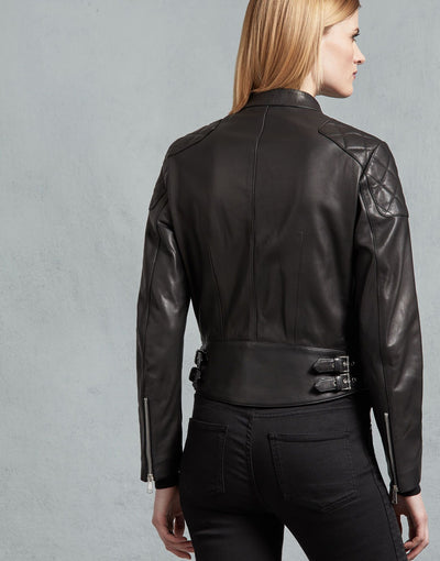 Belhaven Leather Jacket