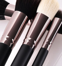 Load image into Gallery viewer, 25 Piece Professional Brush Collection - Jessica Vegas Professional Makeup Artist