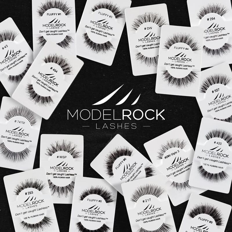 MODELROCK Lashes - Jessica Vegas Professional Makeup Artist