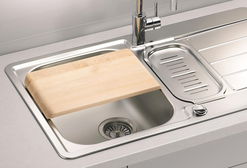 Drainer Tray, Line Satin