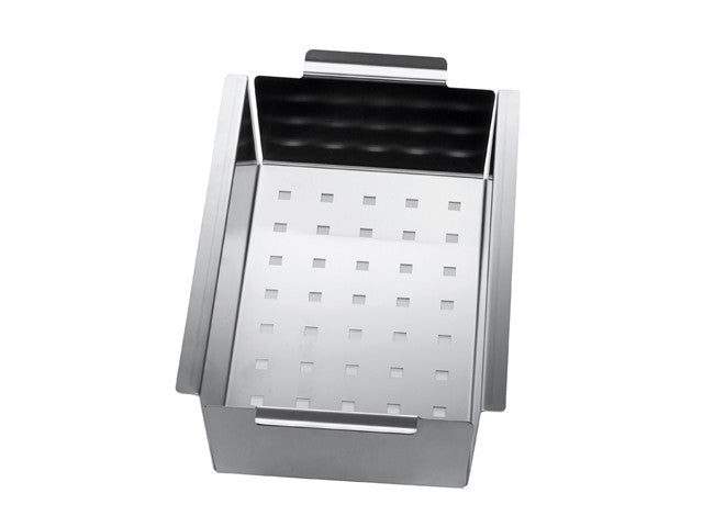 Colander, Cubo, stainless steel