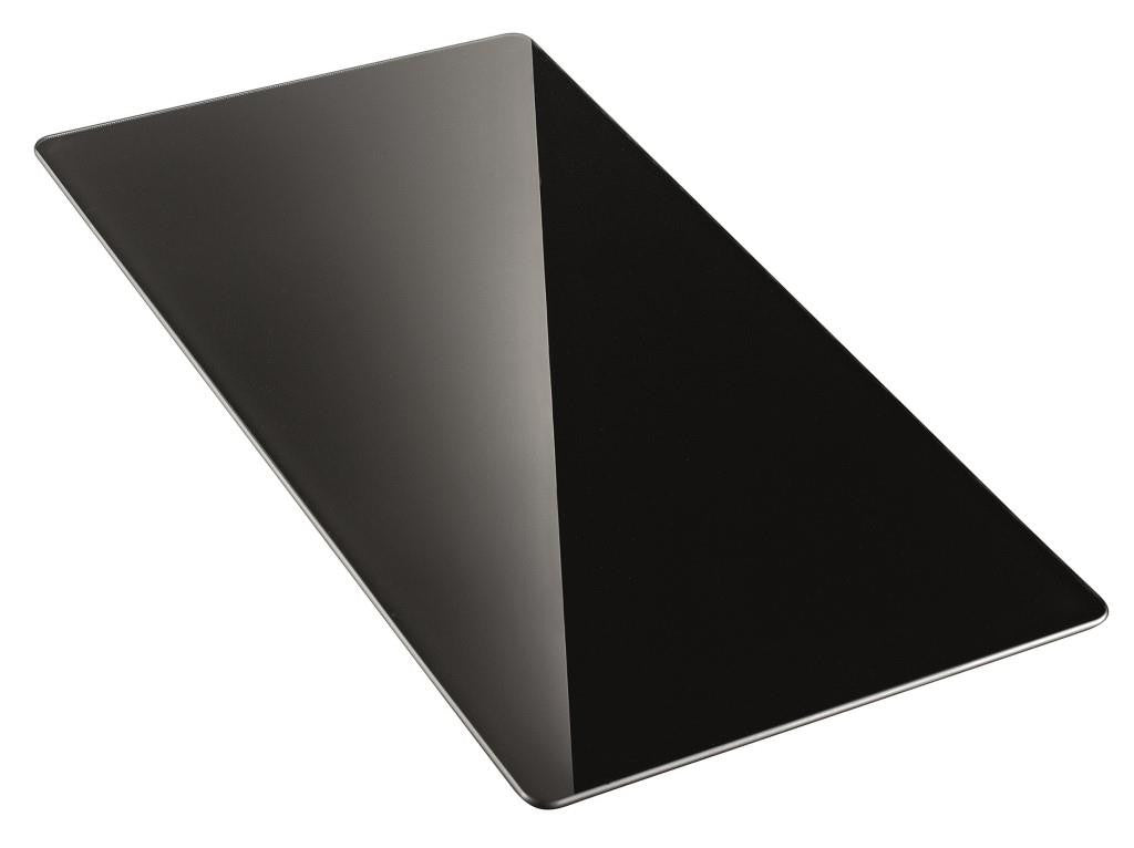Glass Chopping Board Black