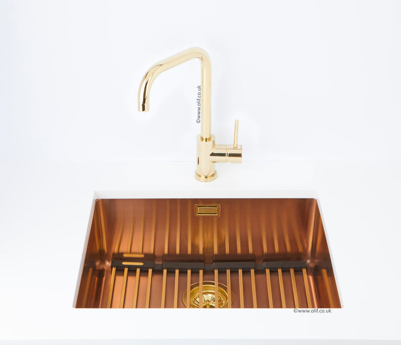 Alveus Monarch Kombino 50 Copper MIX & MATCH sink