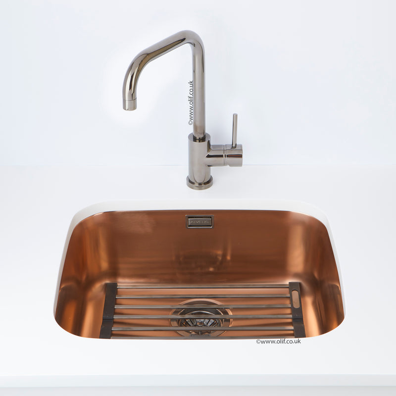Alveus Monarch Variant 10 Copper MIX & MATCH sink