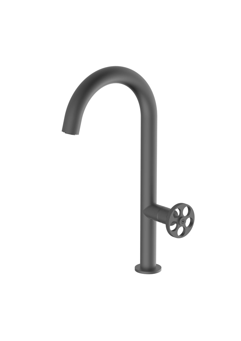 Forte Anthracite, kitchen mixer tap