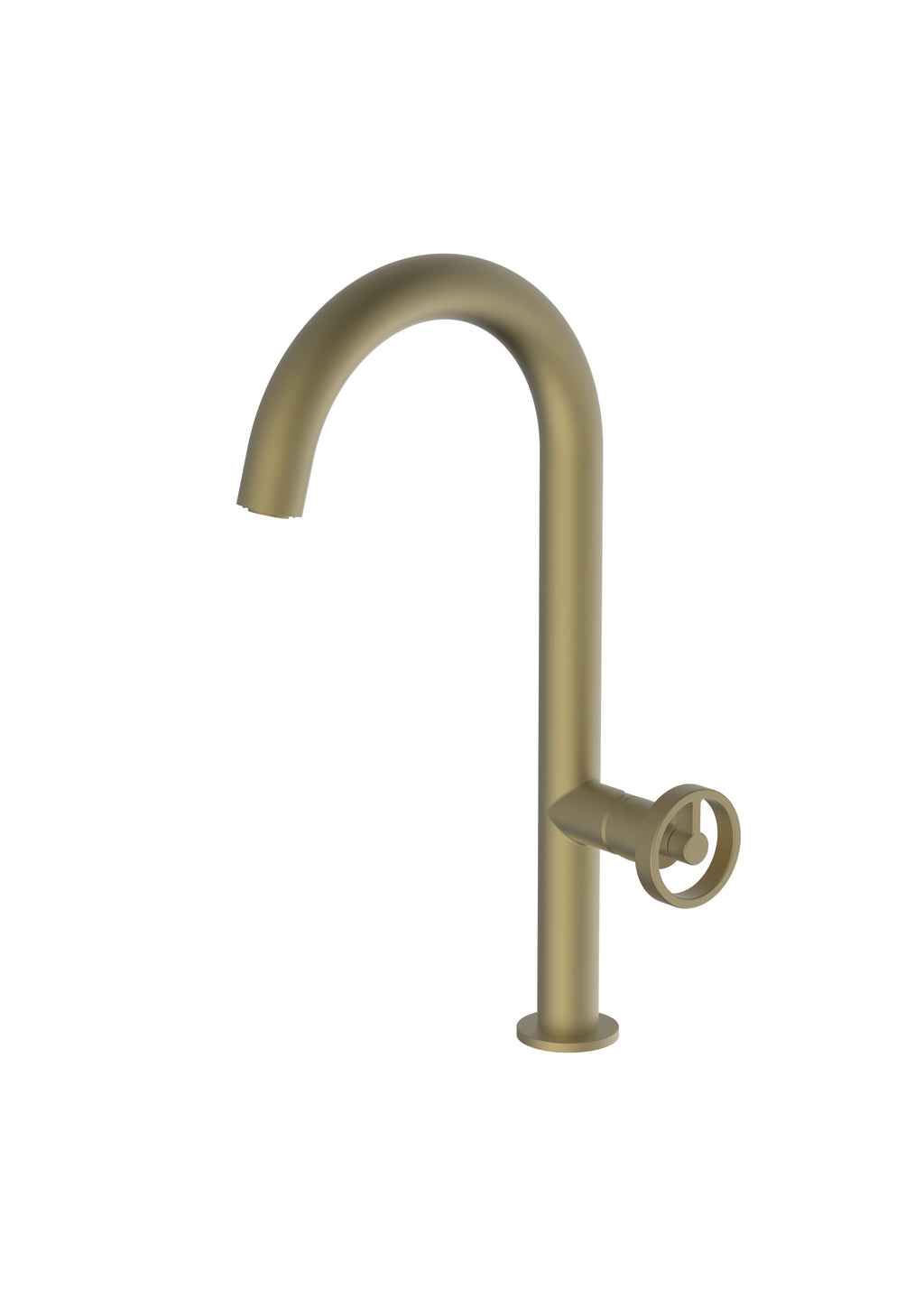 Forte Brass/Gold, kitchen mixer tap