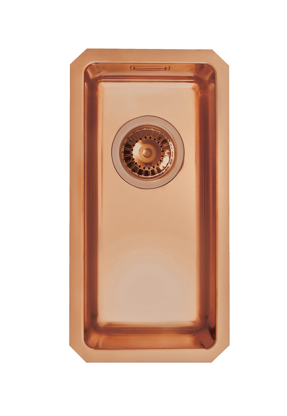 Alveus Monarch Kombino 10 Copper, undermount sink