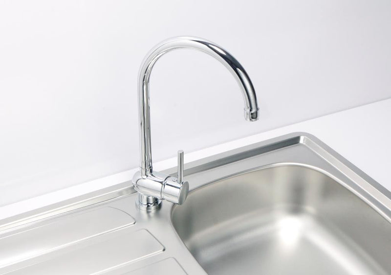 Alveus Arc 10 Chrome, kitchen mixer tap
