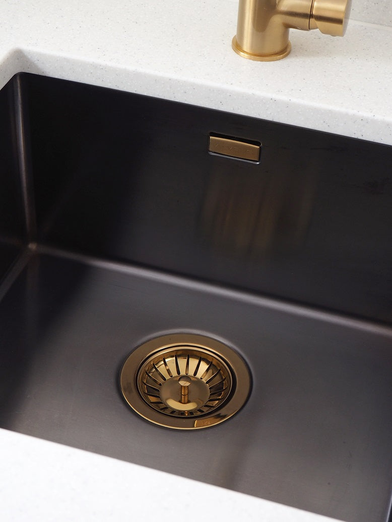 Alveus Monarch Quadrix 60 Anthracite MIX & MATCH sink