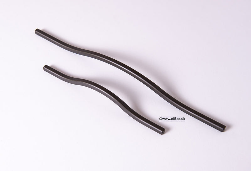 Olif Swell Cabinet Handle Anthracite