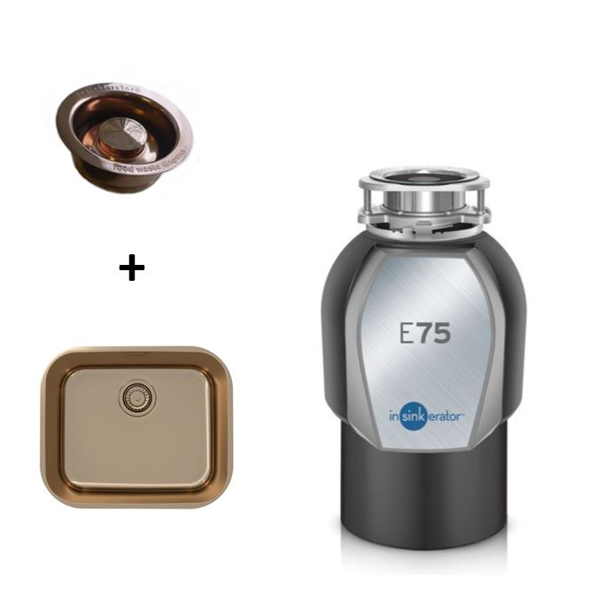 InSinkerator Evolution 75 COPPER food waste disposer