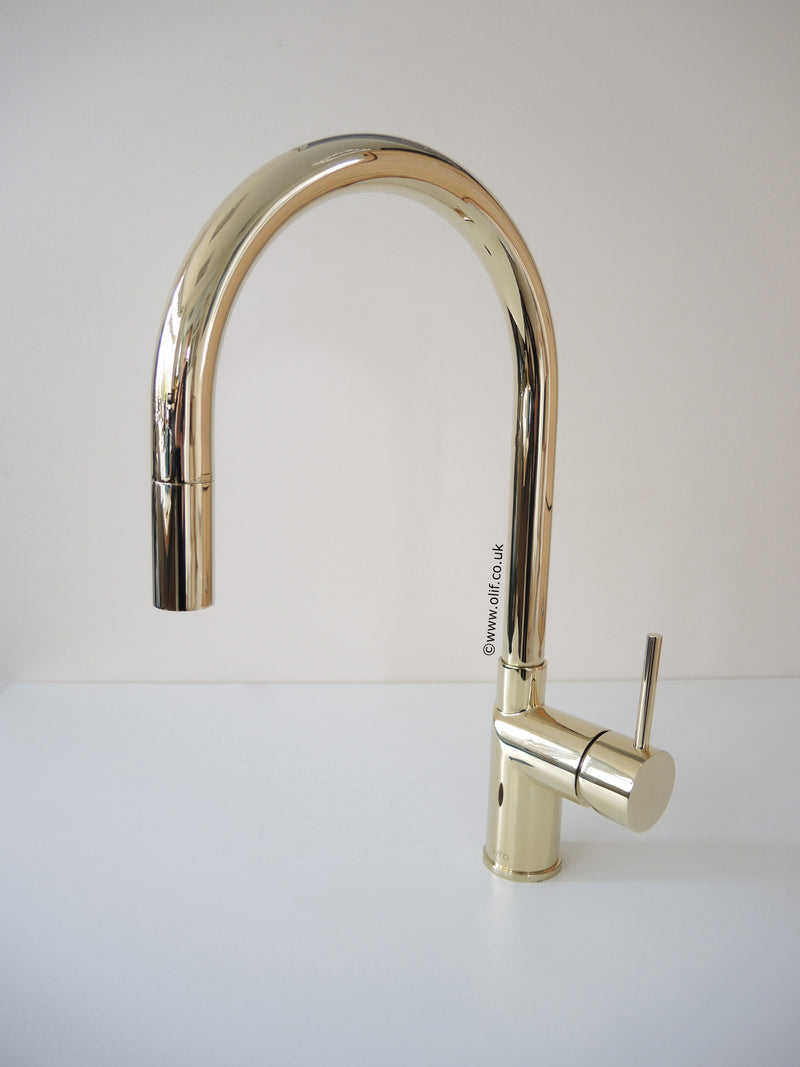 Pull-out Kitchen Taps