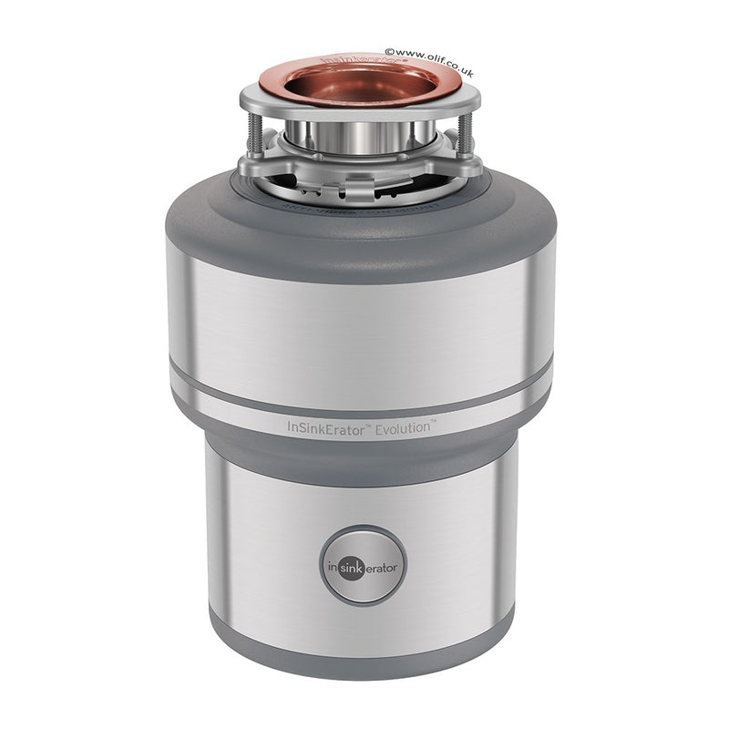 InSinkerator Evolution 250 COPPER food waste disposer