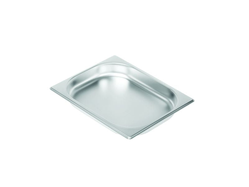 Gastronorm Pan GN 1/2, stainless steel