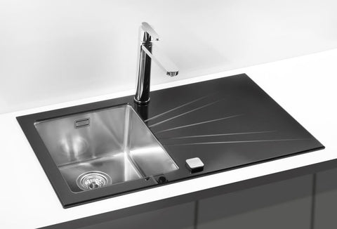 black glass kitchen sinks glass kitchen sinks black white violet yellow 4676