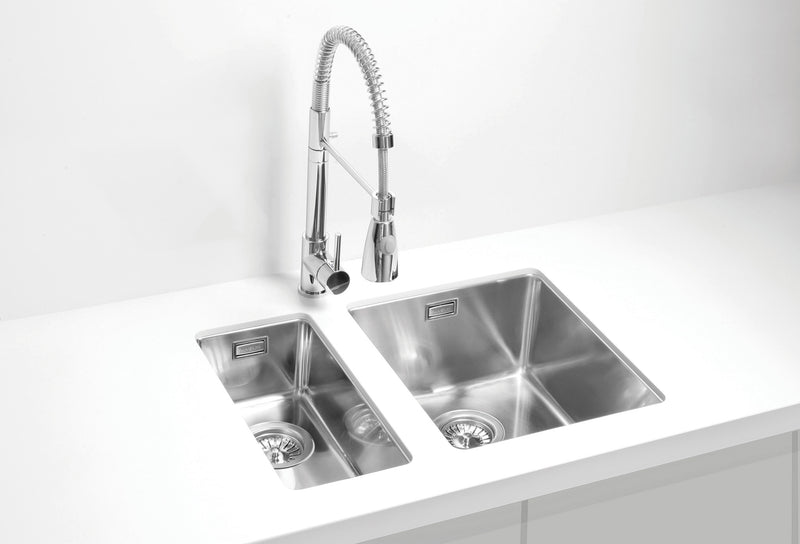 Alveus Kombino 20, undermount or topmount sink